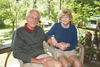 Gordon Jones and Sherrie Yarling