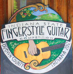 Indiana State Fingerstyle Guitar Competition