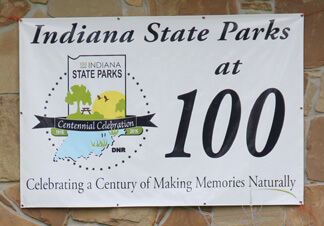 Indiana State Parks at 100