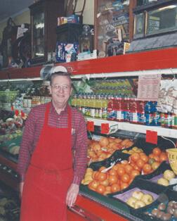 Jack McDonald in 1998