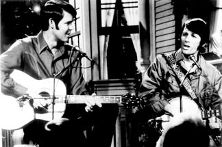 John Hartford with the Smothers Brother's