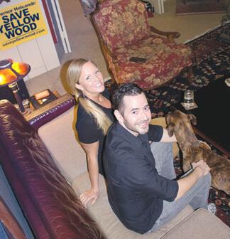 John and Hannah Boggs