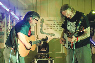 Larry Keel and Danny Barnes