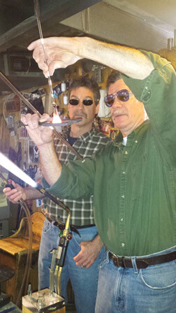 Lawrence Family Glass Blowers 2