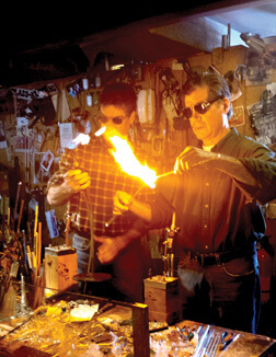 Lawrence Family Glass Blowers