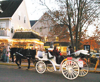 Light Up Your Holidays in Brown County