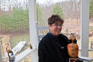 Martha Sechler, Artist