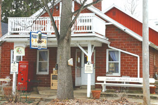Muddy Boots Cafe simple beginnings