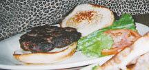 Pine Room Burger