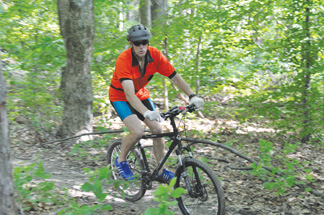 State Park Mountain Biking Trails 1