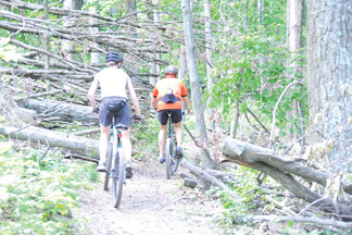 State Park Mountain Biking Trails 3
