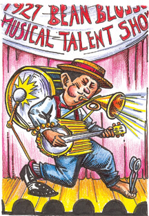 The Bean Blossom Talent Crusade