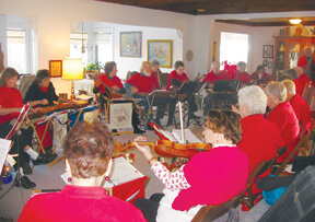 The Brown County Dulcimer Society