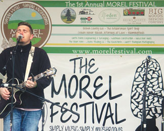 The Morel Festival