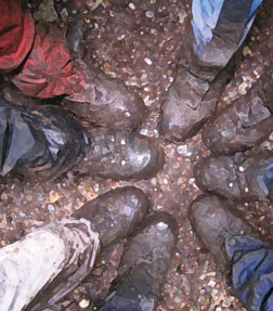 The Muddy Month of March