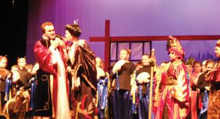 The Opera Comes to Brown County