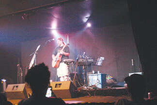Thursday-night stands by local acts