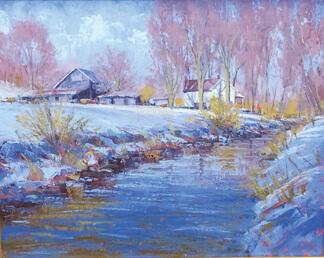 """Winter Warmth"" by Thom Robinson"