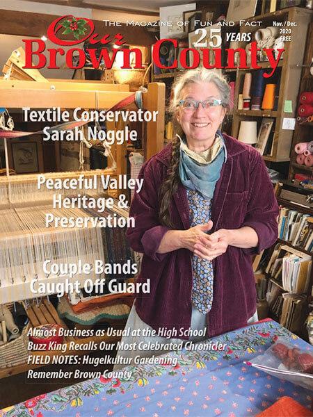 OBC November/December 2019 Issue cover