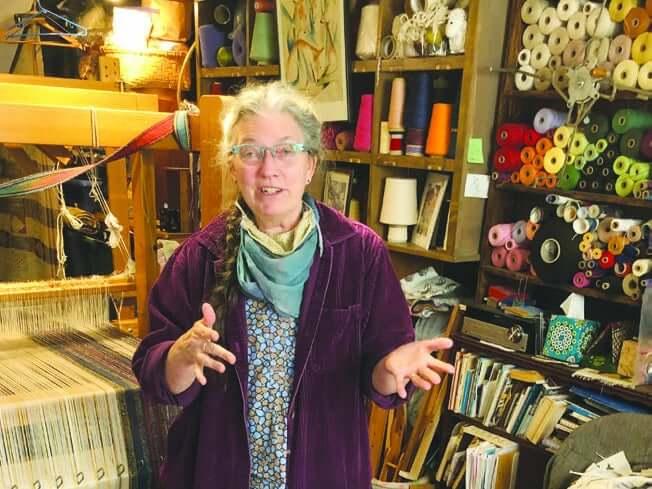 Sarah Noggle, Textile Conservator
