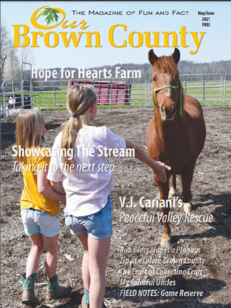Our Brown County Cover Issue