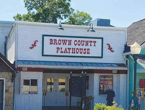 Community Theater Returns to the Brown County Playhouse