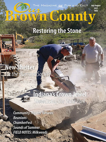 OBC Jul/Aug 2021 Issue cover